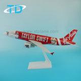 Taylor het Vlugge 36.7cm van de bevordering A320 Model van het Vliegtuig van de Schaal
