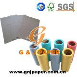 Carte de base de bonne qualité du papier recyclé pour la fabrication