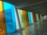 3-19mm de cristal templado con pintadas en color