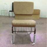 安いスタッキングの金属によって使用される鋼鉄教会椅子