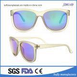 Kundenspezifische populäre Frauen Vouge Kristallsonnenbrillen des Entwurfs-2017