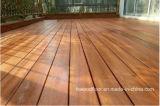 Suelo de madera verdadero amarillo claro de la cubierta de S4s Merbau