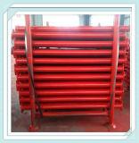 Sistema galvanizado del andamio de Cuplock de la INMERSIÓN caliente de Zds para la construcción