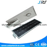 All in One Solar LED 50 Watt Street Lamp