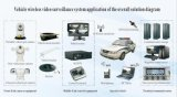 Sistema de videovigilancia inalámbrica del vehículo la aplicación de la solución general