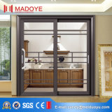 Porte s'arrêtante de bâti en aluminium de Foshan première