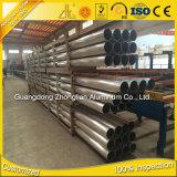 Leveranciers van het Aluminium van China 6063 die T5 de Uitgedreven Buis van het Aluminium anodiseren