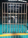 Barriera di sicurezza d'acciaio galvanizzata ricoperta polvere Bronze di Ce/SGS per la finestra