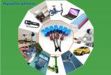 18.5V 2000mAh nachladbare 18650 Batterie der Lithium-Ionenbatterie-LiFePO4 für E-Hilfsmittel Batterie