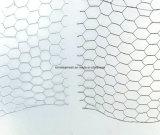 Galvanizado após ter tecido redes de fio sextavadas com aço de baixo carbono