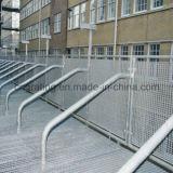 Grade de aço serrilhada anti-ferrugem com tratamento de galvanização DIP quente