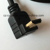 HDMI Cable with right fishes/gold Plated