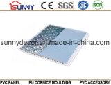 防水装飾的なPVC壁および天井パネルPVCボード