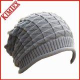 方法重いアクリルのジャカードケーブルの帽子のToques