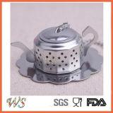 Filtro dal tè del setaccio del tè dell'acciaio inossidabile del commestibile di Infuser del tè Ws-If024
