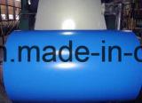 0.2-1.0mm/600-1250mm Prepainted 강철 Coil/PPGI