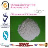 Intermedios farmacéuticos Chlorzoxazone para los relajantes de músculo CAS 95-25-0