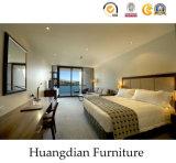 Klassische Hotelzimmer-Möbel des Entwurfs-König-Size (HD010)