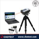 Misurazione del laser per la calibrazione dell'utensile della macchina di precisione