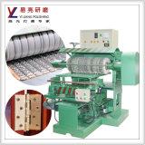 ステンレス鋼のドアヒンジワイヤー仕上げのための自動磨く機械