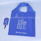 Faltbare fördernde Geschenk-Einkaufstasche des weichen Polyester-210d