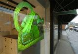 Autocollant Holographique Film de projection arrière Film Transparent Holographique