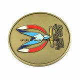 Médailles faites sur commande de forme ronde pour le cadeau de souvenir