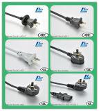 Chinesische Stifte des Netzanschlusskabel-Stecker-zwei mit 6A 10A