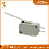 Lema Kw7-94 Long levier tordu sensibles en plastique du contacteur électrique de micro-interrupteur