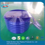 Roulis en plastique de rideaux en bande de PVC de réfrigérateur polaire de congélateur de catégorie comestible