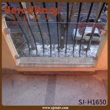 Corrimão de vidro em aço inoxidável para deck / Varanda (SJ-H1522)