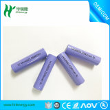 High End Li Ion Polymer Battery 3.7V 2200mAh para lanterna de luz forte