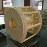 CNC die Snel Prototype voor de Plastic Medische Dekking van de Apparatuur machinaal bewerken