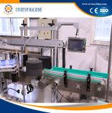 주문을 받아서 만들어진 자동적인 자동 접착 레테르를 붙이는 기계