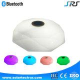 APP DE MÚSICA DE ALTAVOZ REMOTO Bluetooth de la luz de techo LED regulable RGBW