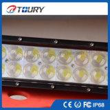 Barre d'éclairage LED incurvée par 180W de CREE pour la jeep SUV de remorque