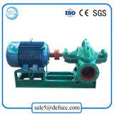 Bomba de alta presión de gran capacidad de la protección contra los incendios del motor de la succión doble