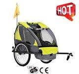 ヨーロッパ規格Bbt004の新しいデザイン赤ん坊のバイクの自転車のトレーラー