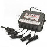 5 Batterie-Tender-Aufladeeinheit der Bank-12V