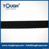 Fibra 100% resistente de Uhwmpe da corda da corda sintética cinzenta do guincho da cor 7mmx28m4X4