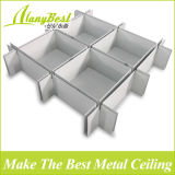 아이디어 3D 실내 장식을%s 알루미늄 격자 천장 완료 물자를 꾸미기