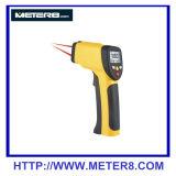 Ht-819 dubbele laser infrarode/digitale thermometer