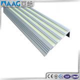 Perfil de aluminio industrial de la electroforesis de 6000 series