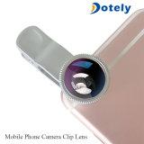 Nueva lente del clip de la cámara del teléfono móvil del universal 3-IN-1