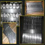 Fio de ligação de Corte Reto galvanizado/PVC de arame de ferro Reta