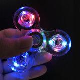 LED 투명한 손전등 수정같은 싱숭생숭함 방적공 손 방적공