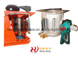 Four de fusion par induction hydraulique