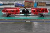 De Rotator die van het Voertuig van de noodsituatie Lightbar (TBD02222) opvlammen
