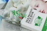 Doos van de Verpakking van het Masker van het Embleem van de Kleur van het Af:drukken van de douane de Volledige