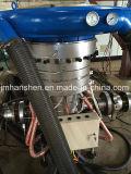 Três camadas da máquina fundida película da co-extrusão